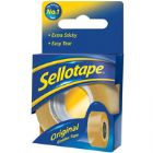 Sellotape Golden Tape 18mm x25M 1443169 (Pack of 8)